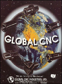 Global CNC Industries Product Catalog